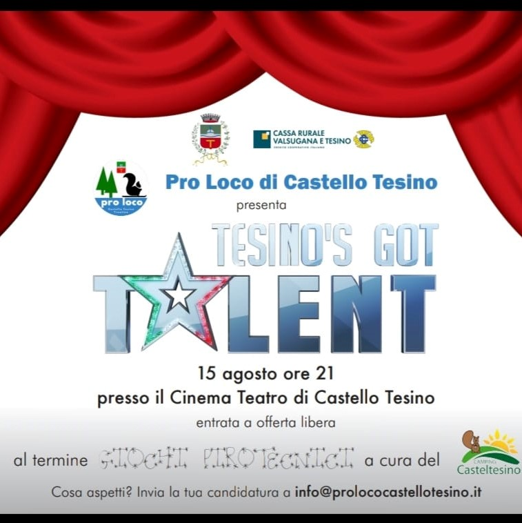Tesino's Got Talent 2019